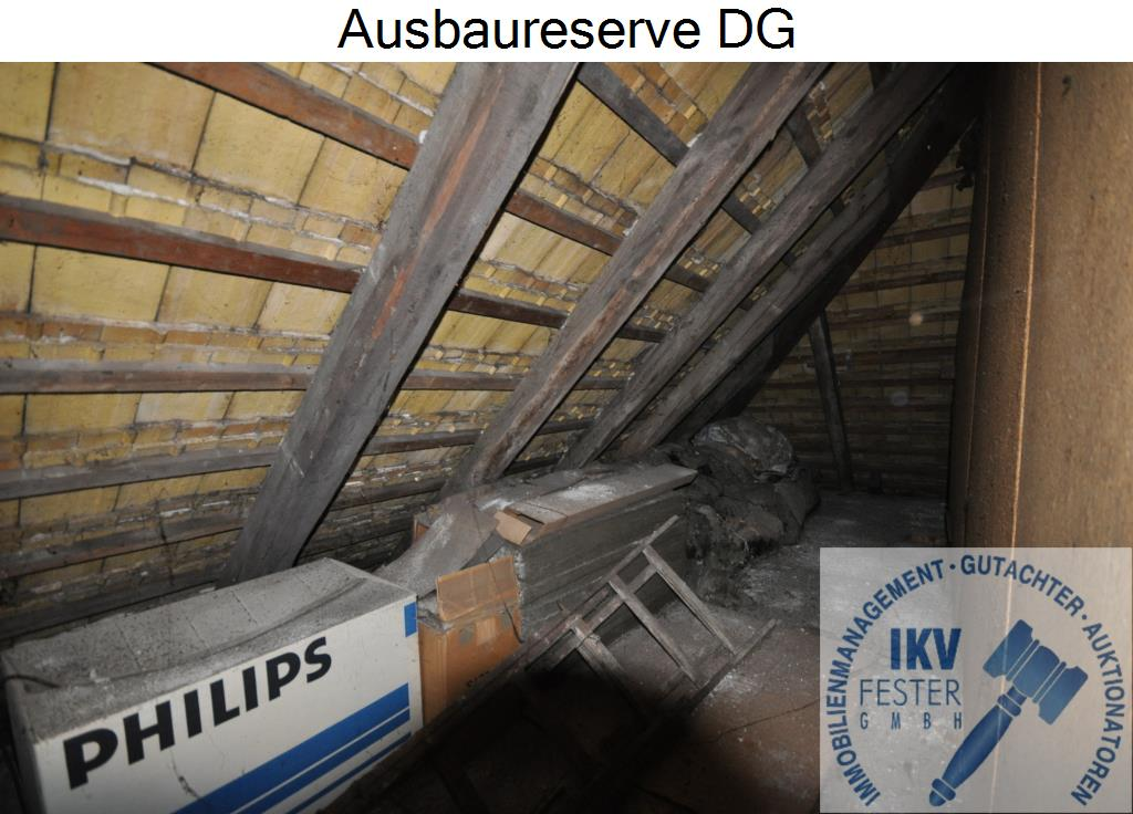 Ausbaureserve DG