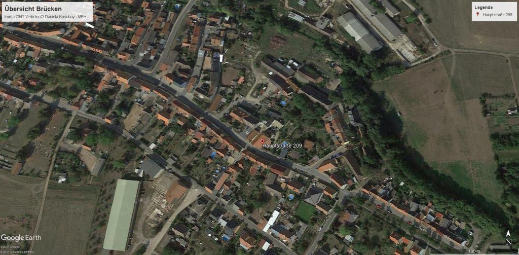 Luftbild Übersicht