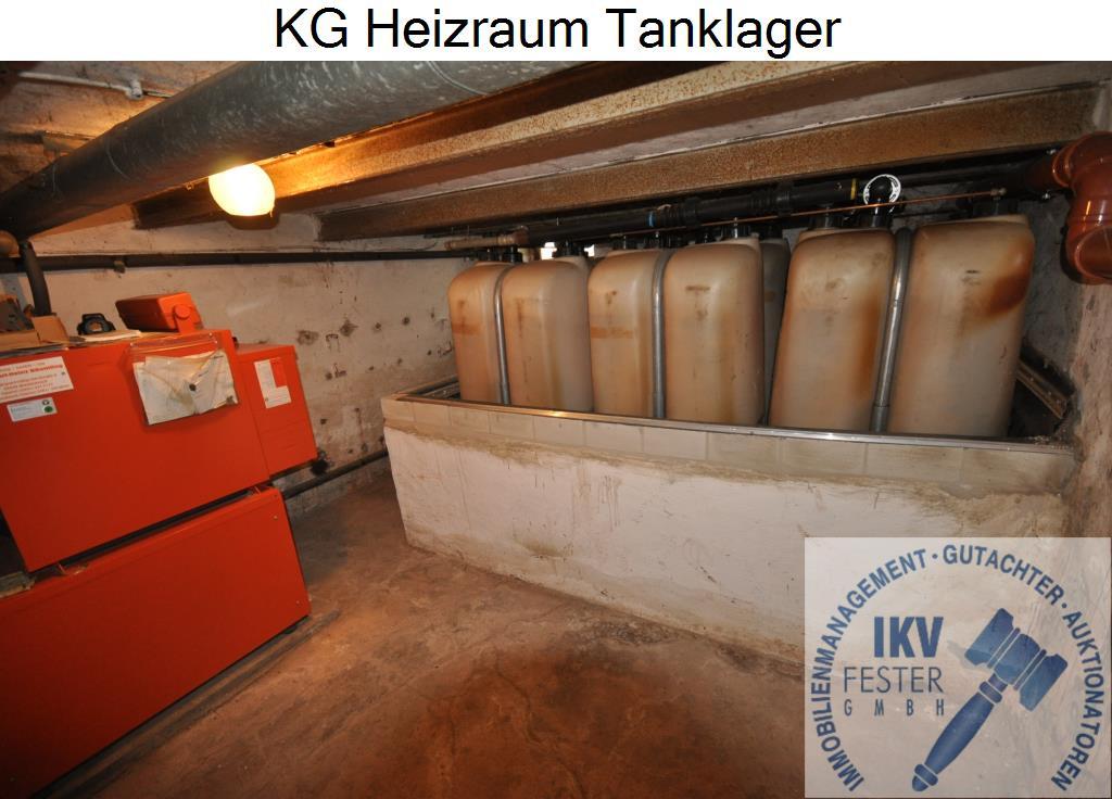 KG Heizraum Öllager