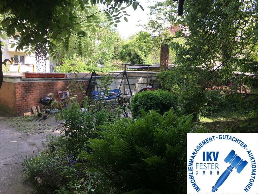 Gartenbereich zwishcne VH & HH