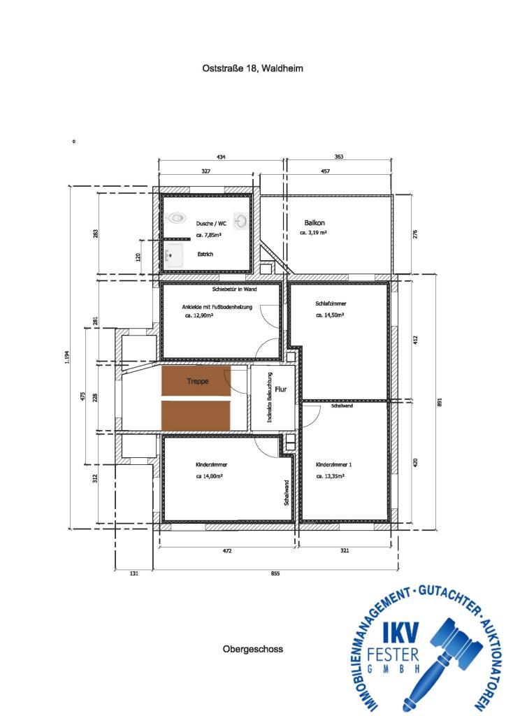 Obergeschoss 12.11.2014
