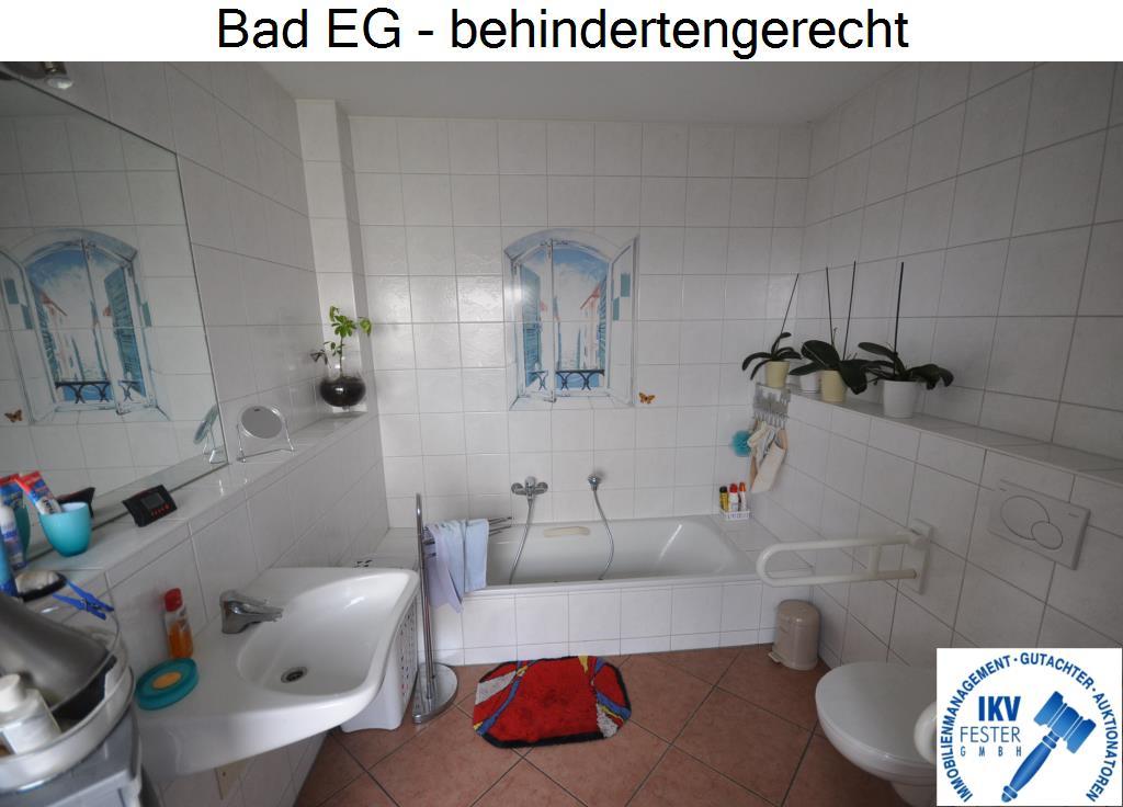 Bad EG - behindertengerecht